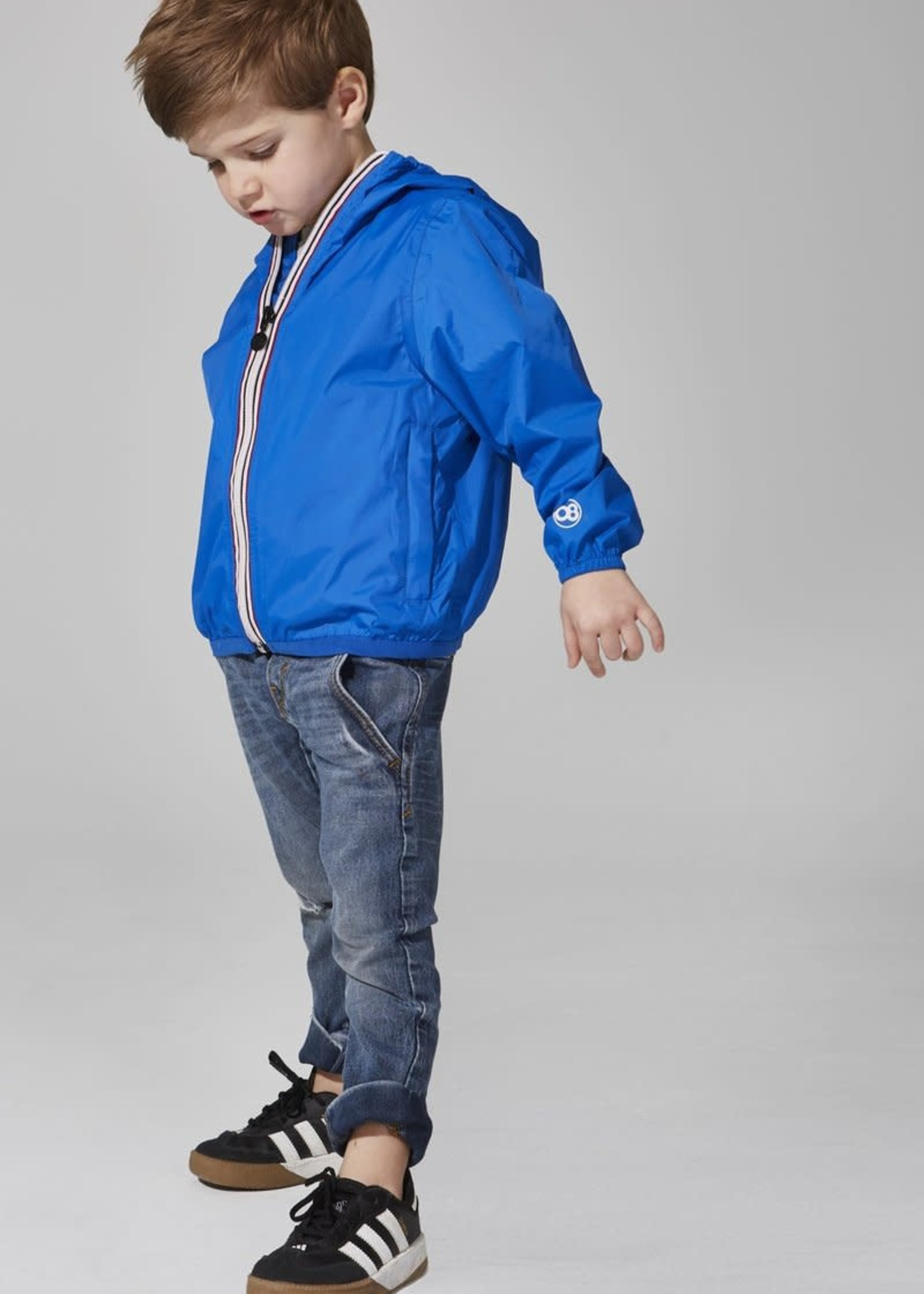 O8 O8 Kids  Zip  Jacket Royal Blue