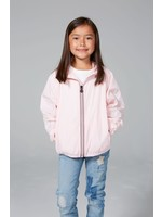 O8 O8 Kids Zip Jacket (Ballet Slipper)