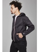 O8 O8 Men's Zip Jacket (Black)