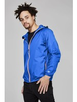 O8 O8 Men's Zip Jacket (Royal Blue)