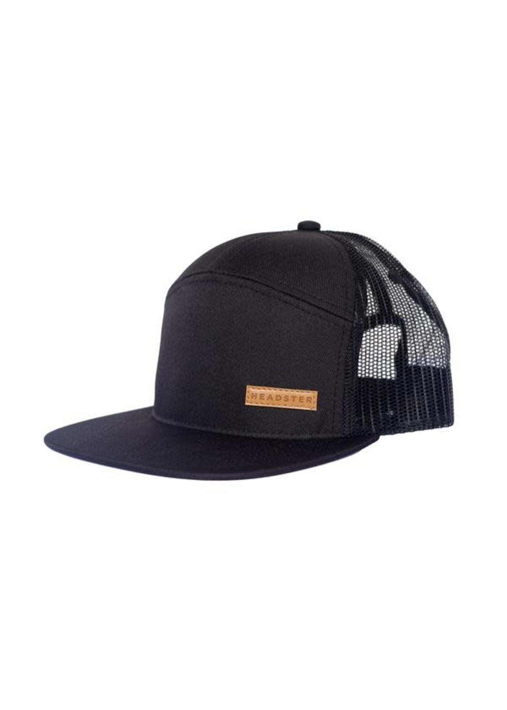 Headster Cap (City Black)