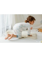 Nest Design Nest Design 0.6 Longsleeve Sleepsuit (Squirrely)