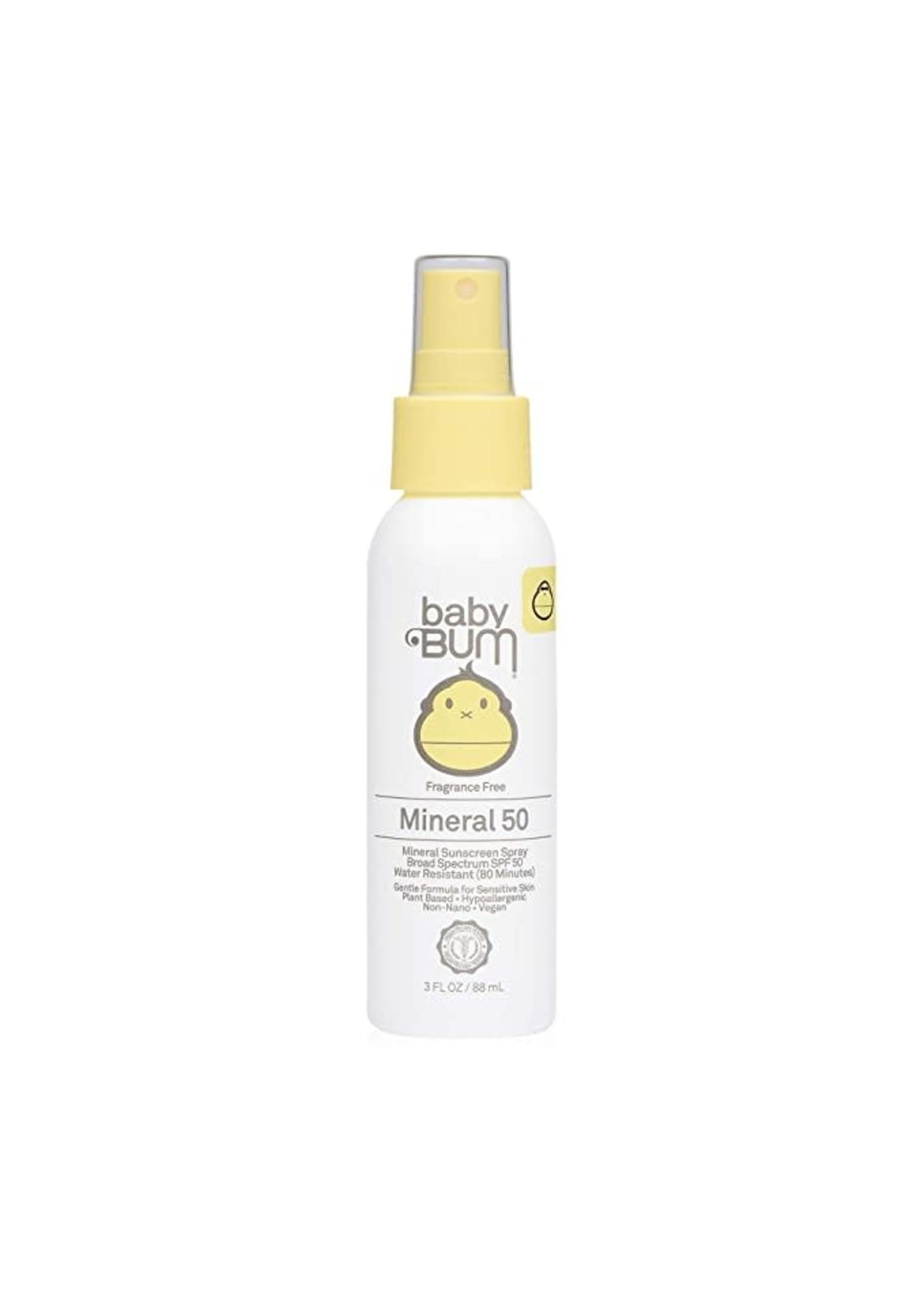 Sun Bum Sun Bum Mineral 50 Sunscreen Spray Lotion
