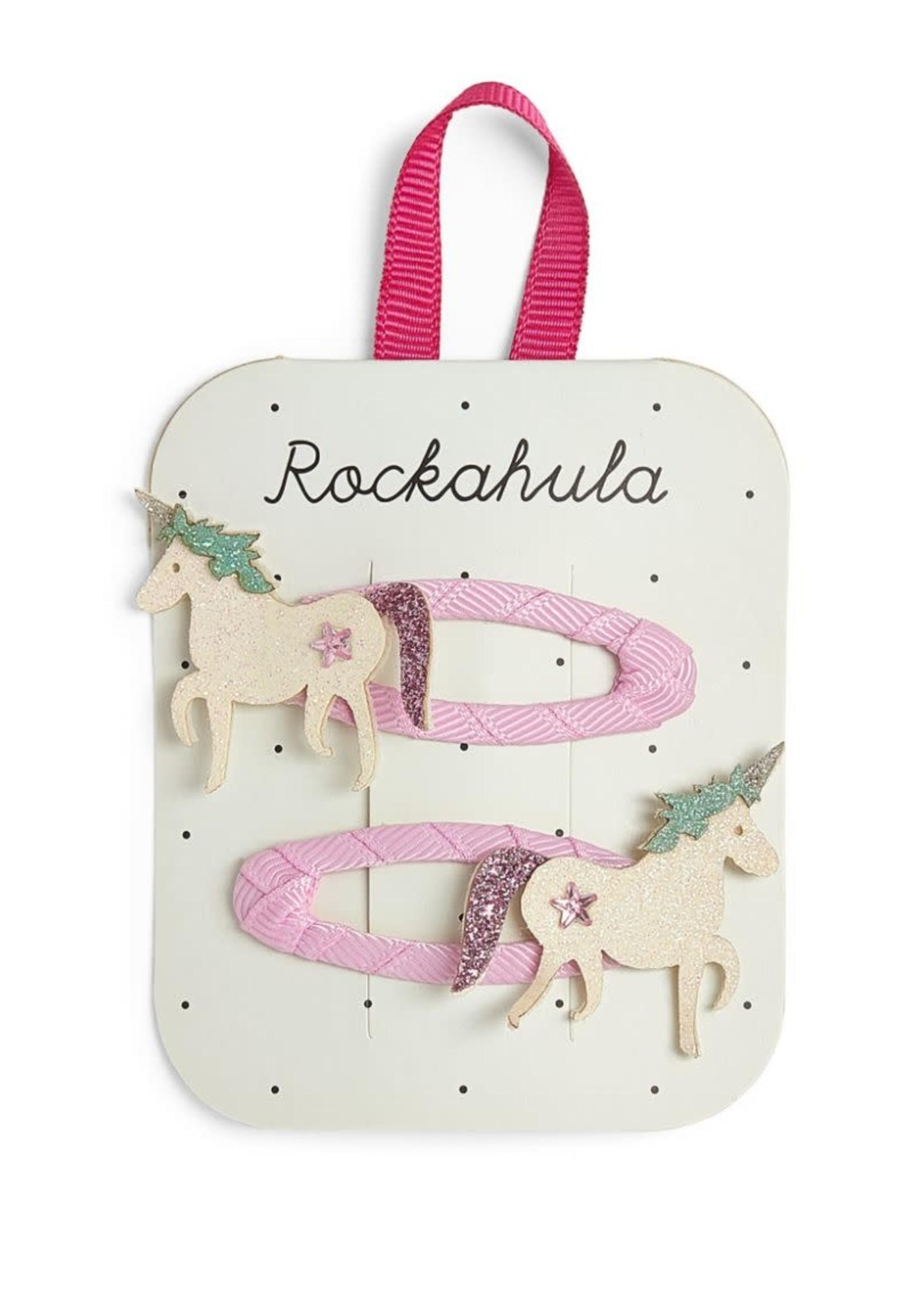 ROCKAHULA Unicorn Glitter Clips