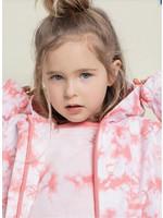 Miles Baby Miles Baby Rain Jacket (Pink Tie Dye)