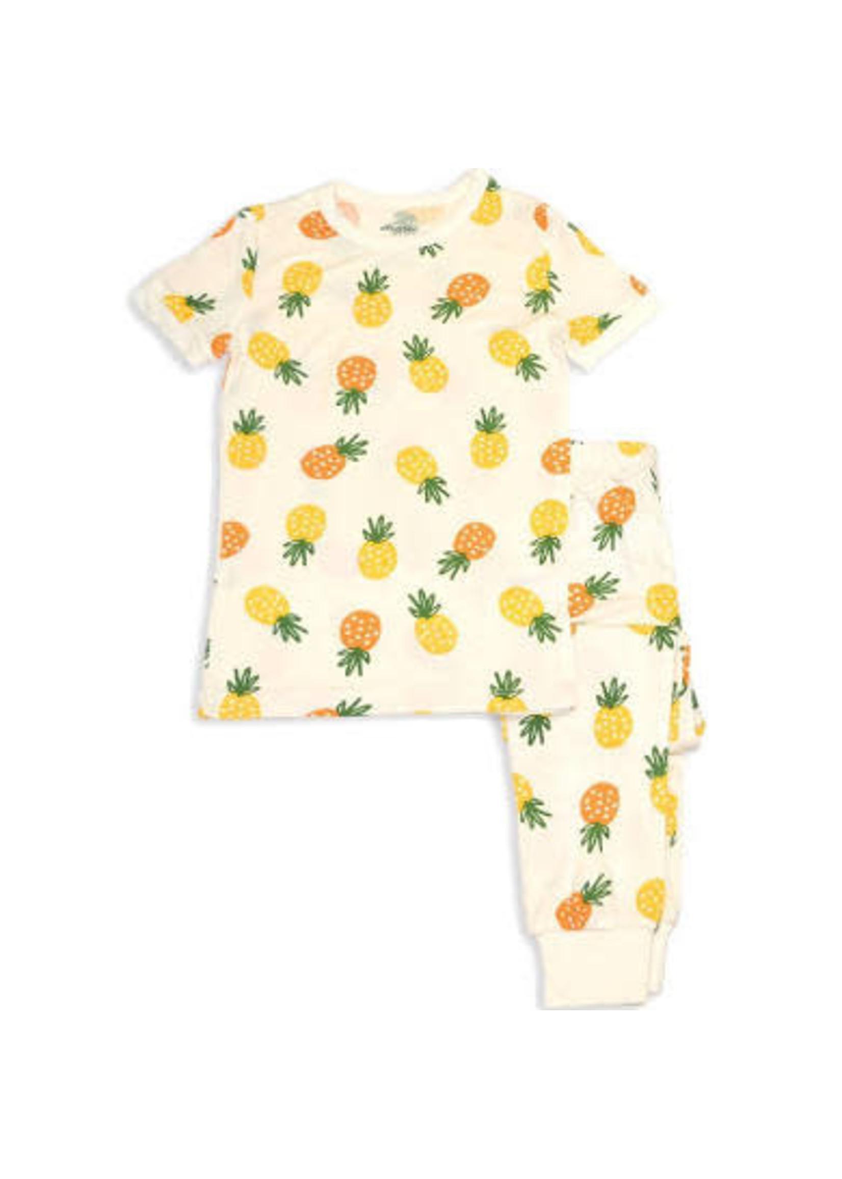 silkberry SB Pajama Set Pineapple Love