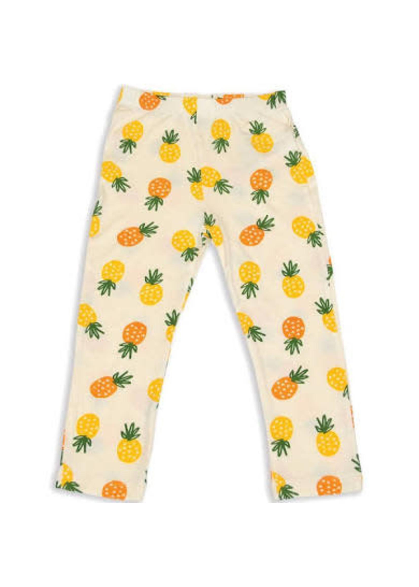 silkberry SB Legging Pineapple Love