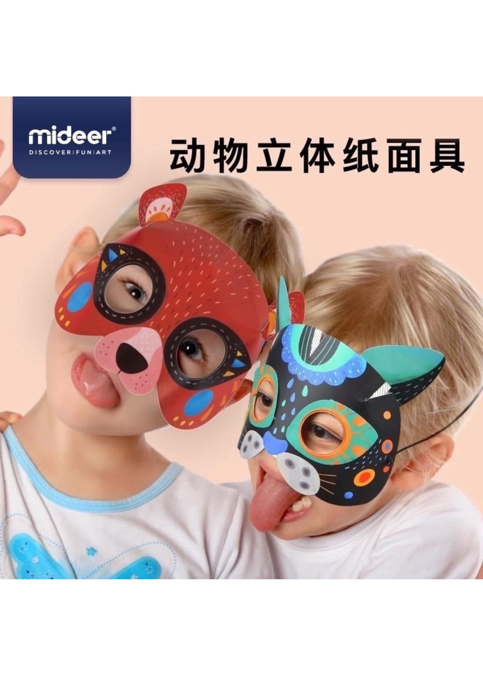 Mideer Mideer Paper Mask