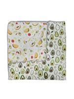 Loulou Lollipop Loulou Lollipop Muslin Blanket (Avocado)