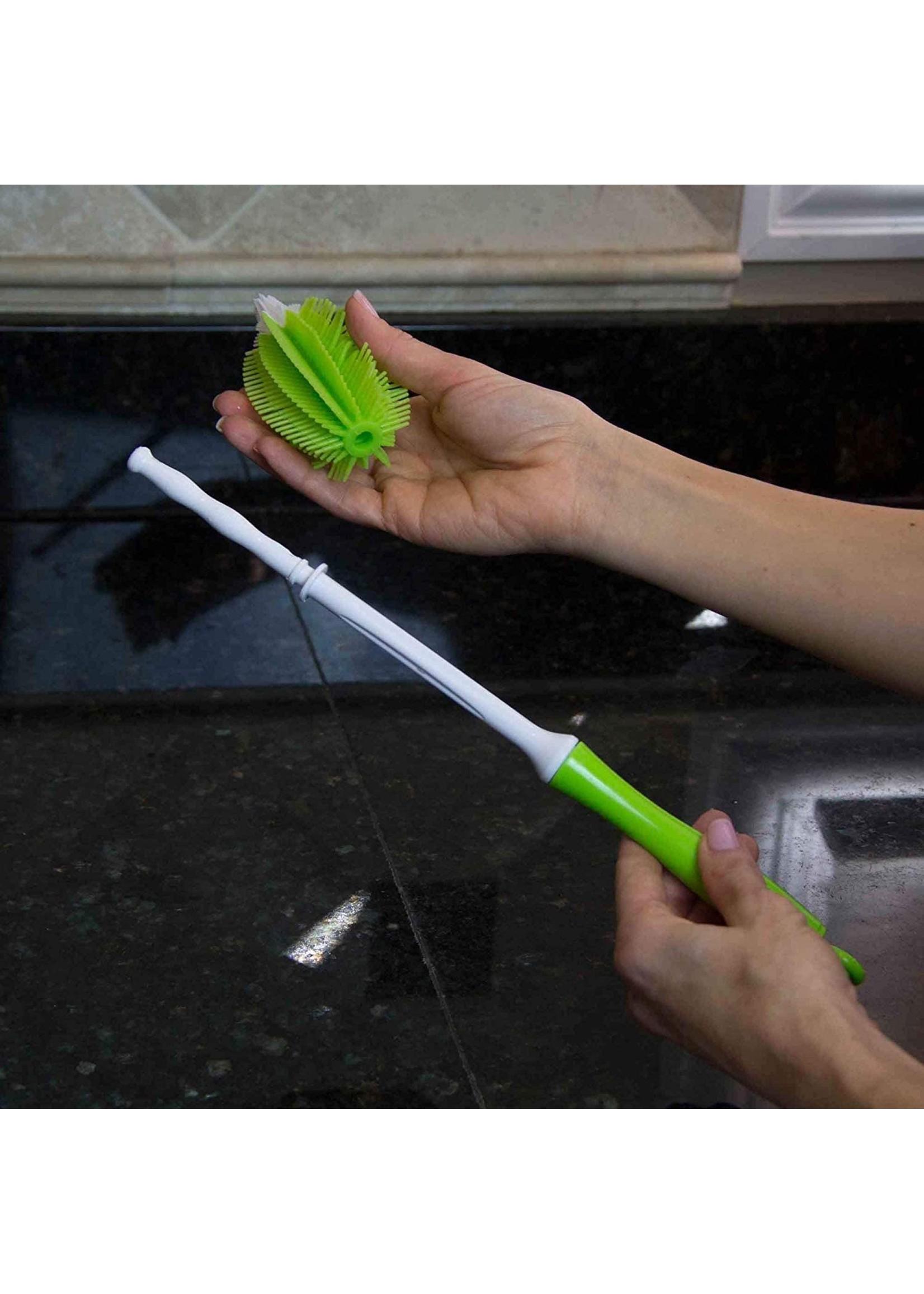 innobaby innobaby silicone bottle brush