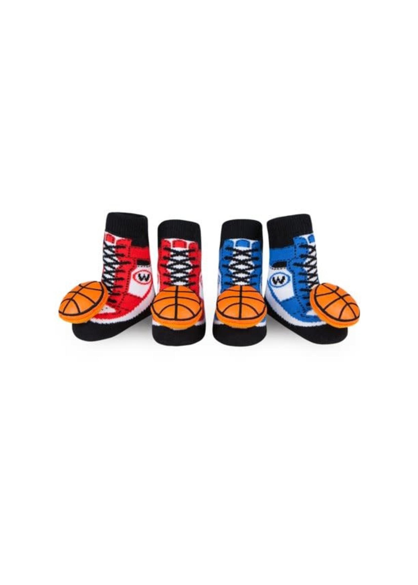 Waddle Rattle Socks