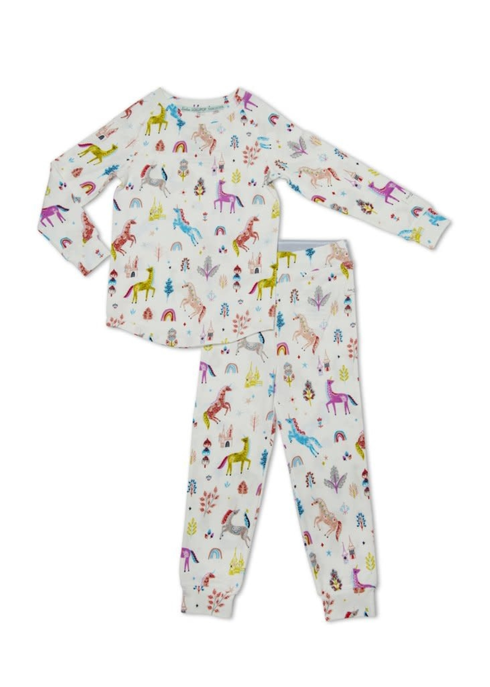 Loulou Lollipop LLP PJs (Unicorn Dream)