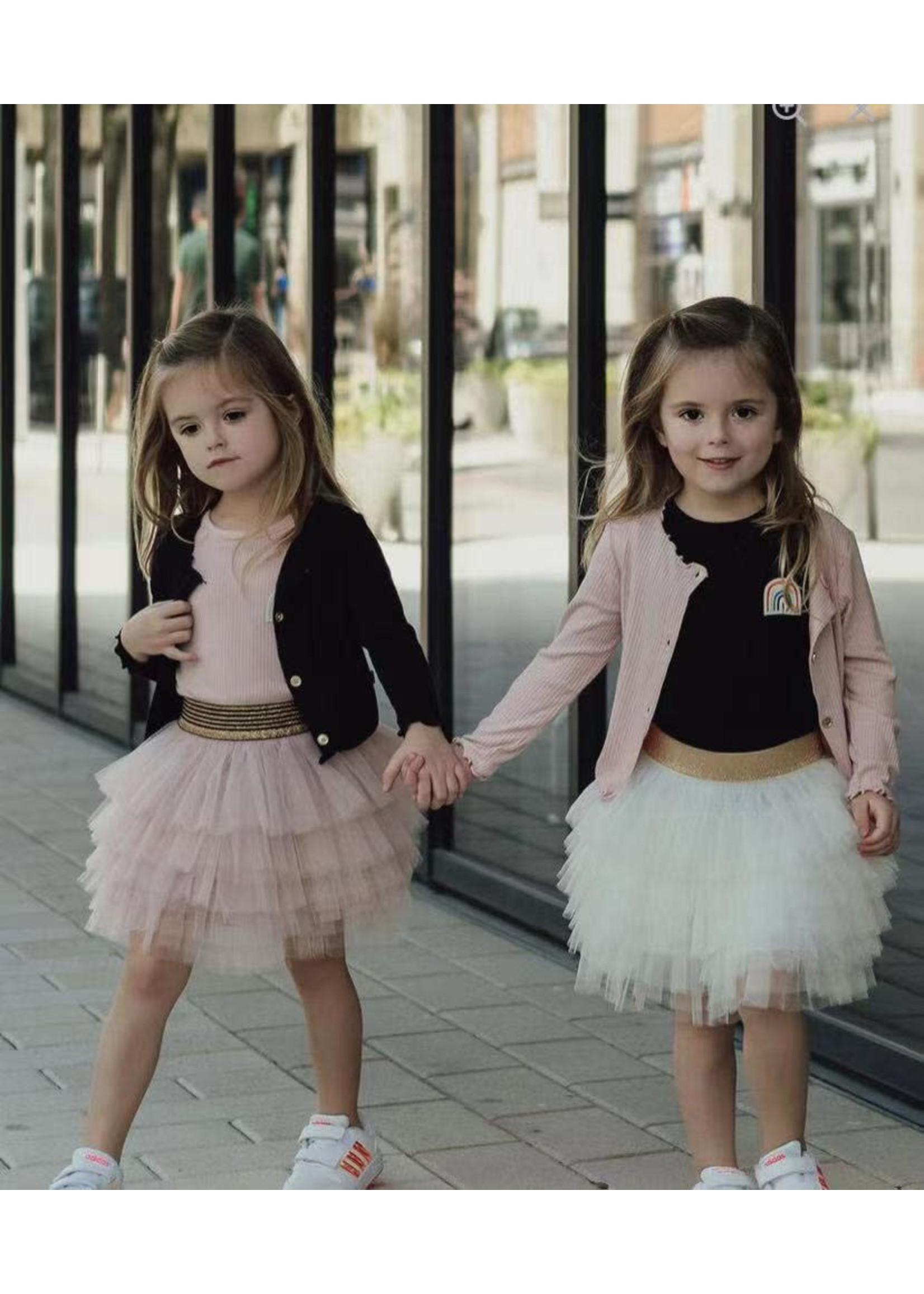 Petite Hailey PH AMI Cardigan (Pink)