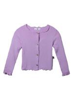Petite Hailey Petite Hailey AMI Cardigan (Purple)