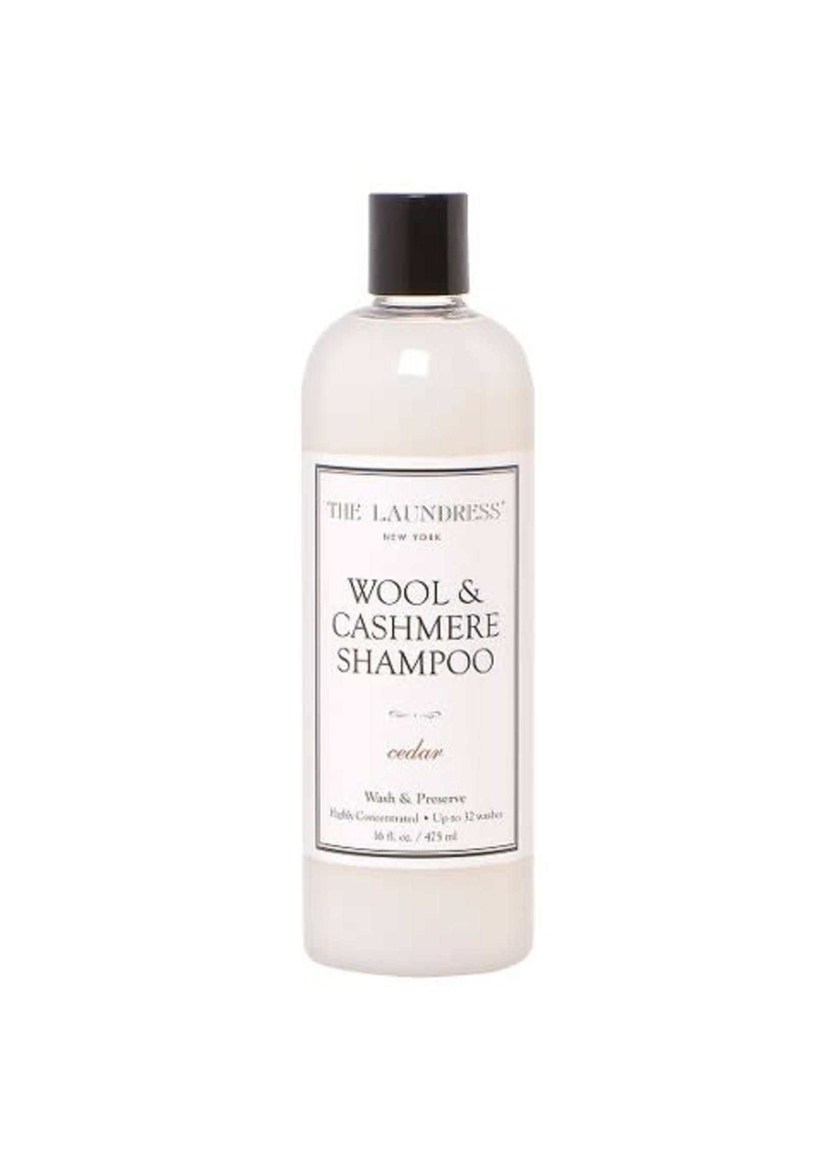 Laundress laundress Wool & Cashmere Shampoo