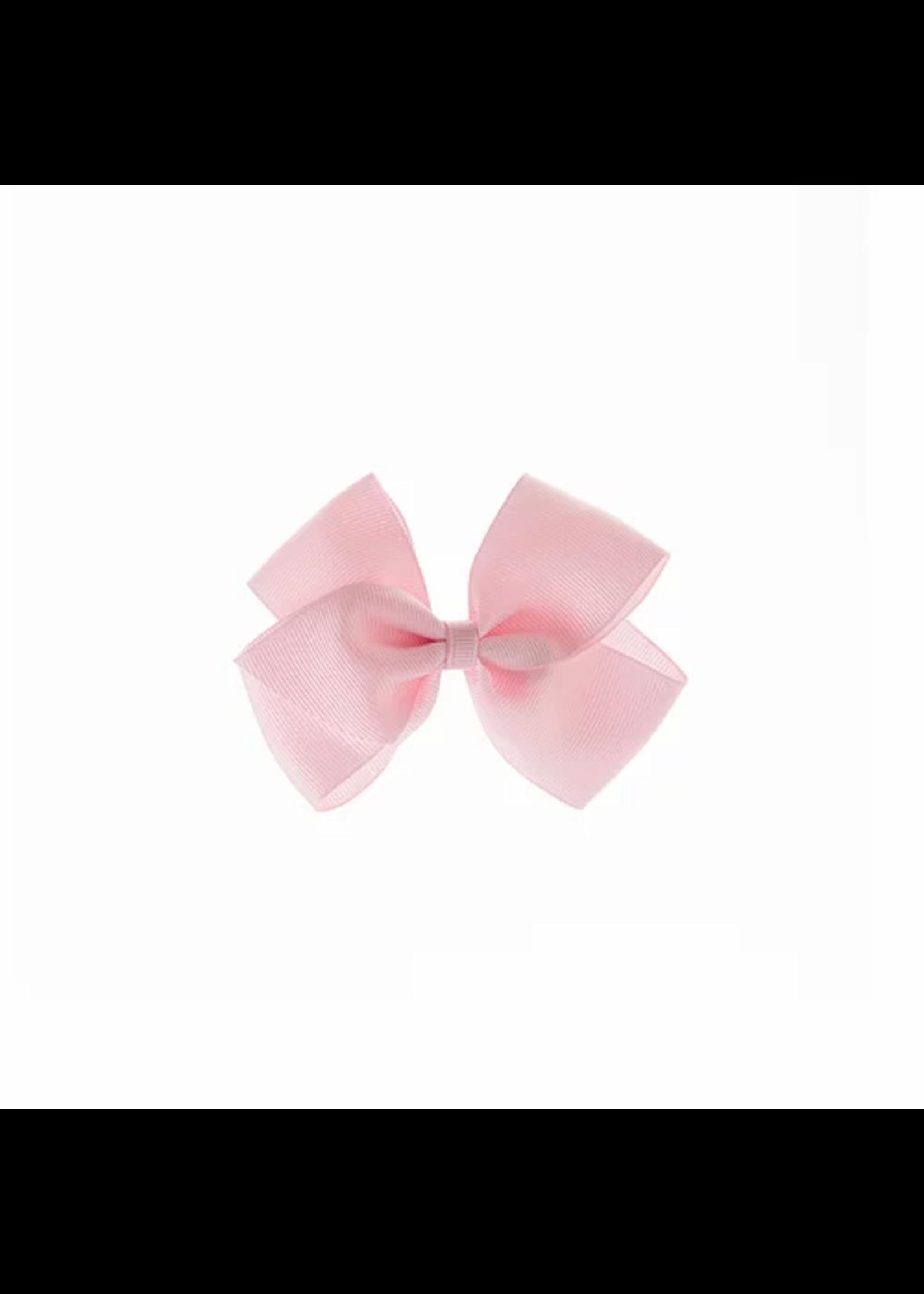 Olilia Medium London Bow (Pearl Pink)