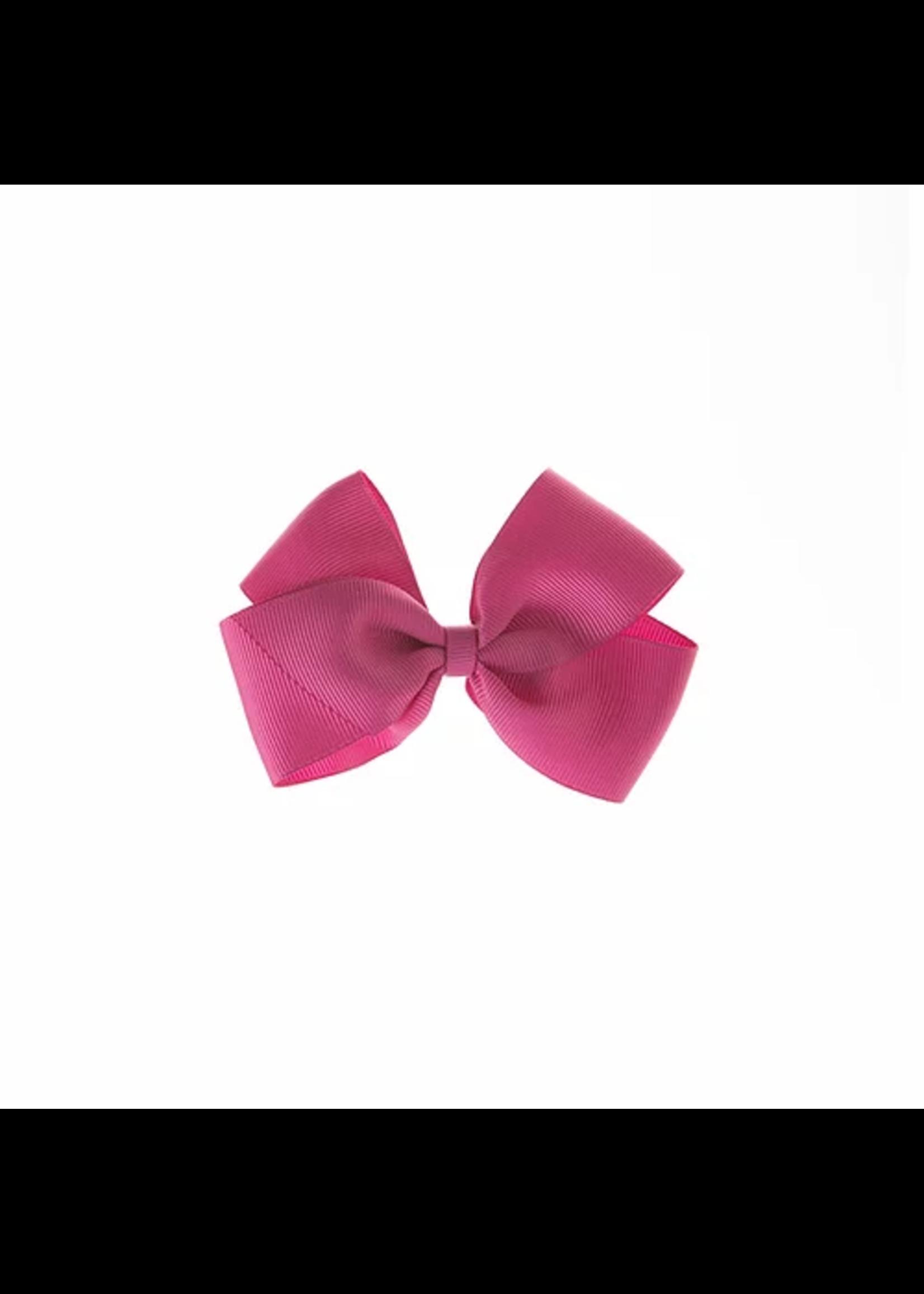 Olilia Medium London Bow (Raspberry Rose)