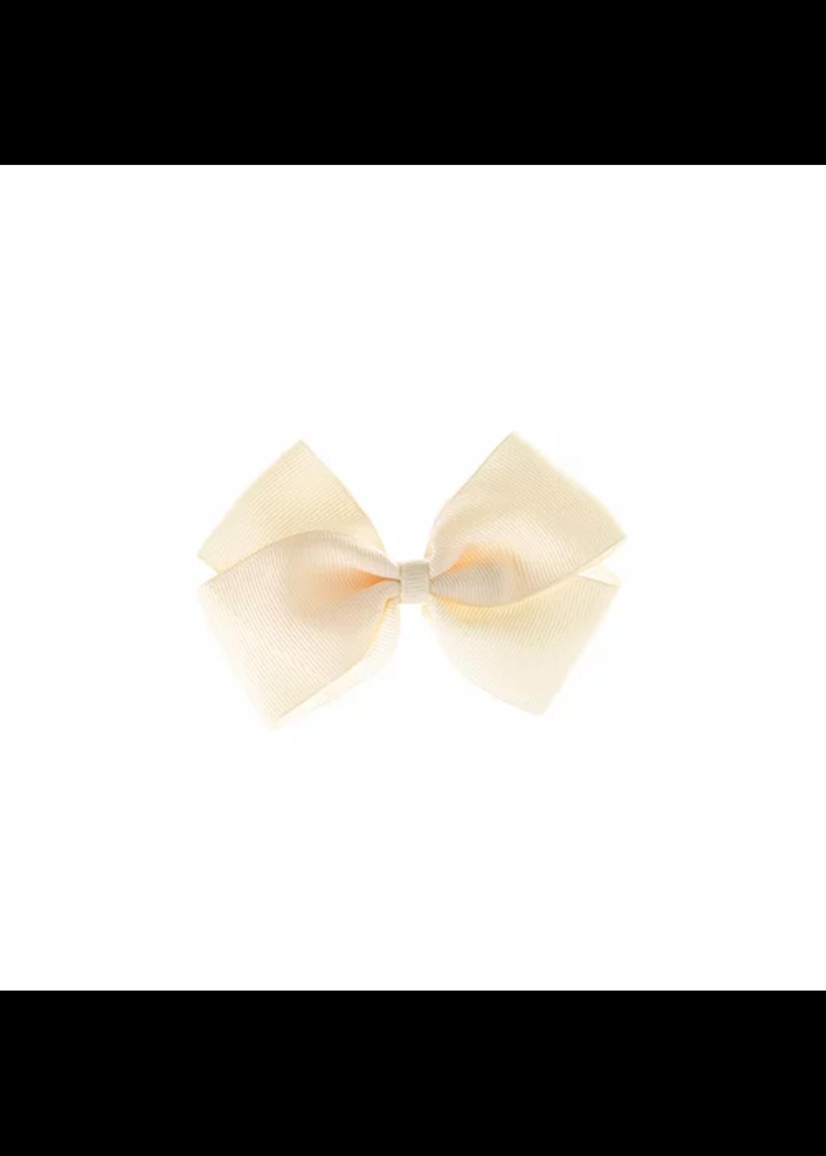 Olilia Medium London Bow (Ivory)