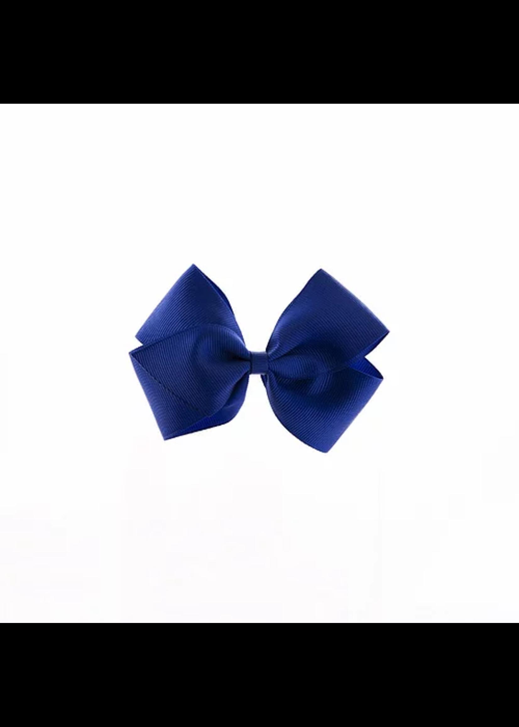 Olilia Medium London Bow (Cobalt)