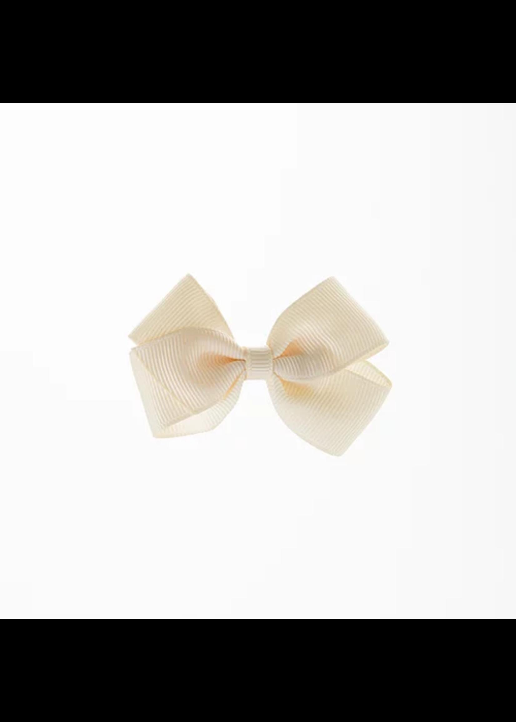 olilia Olilia Small London Bow (Ivory)