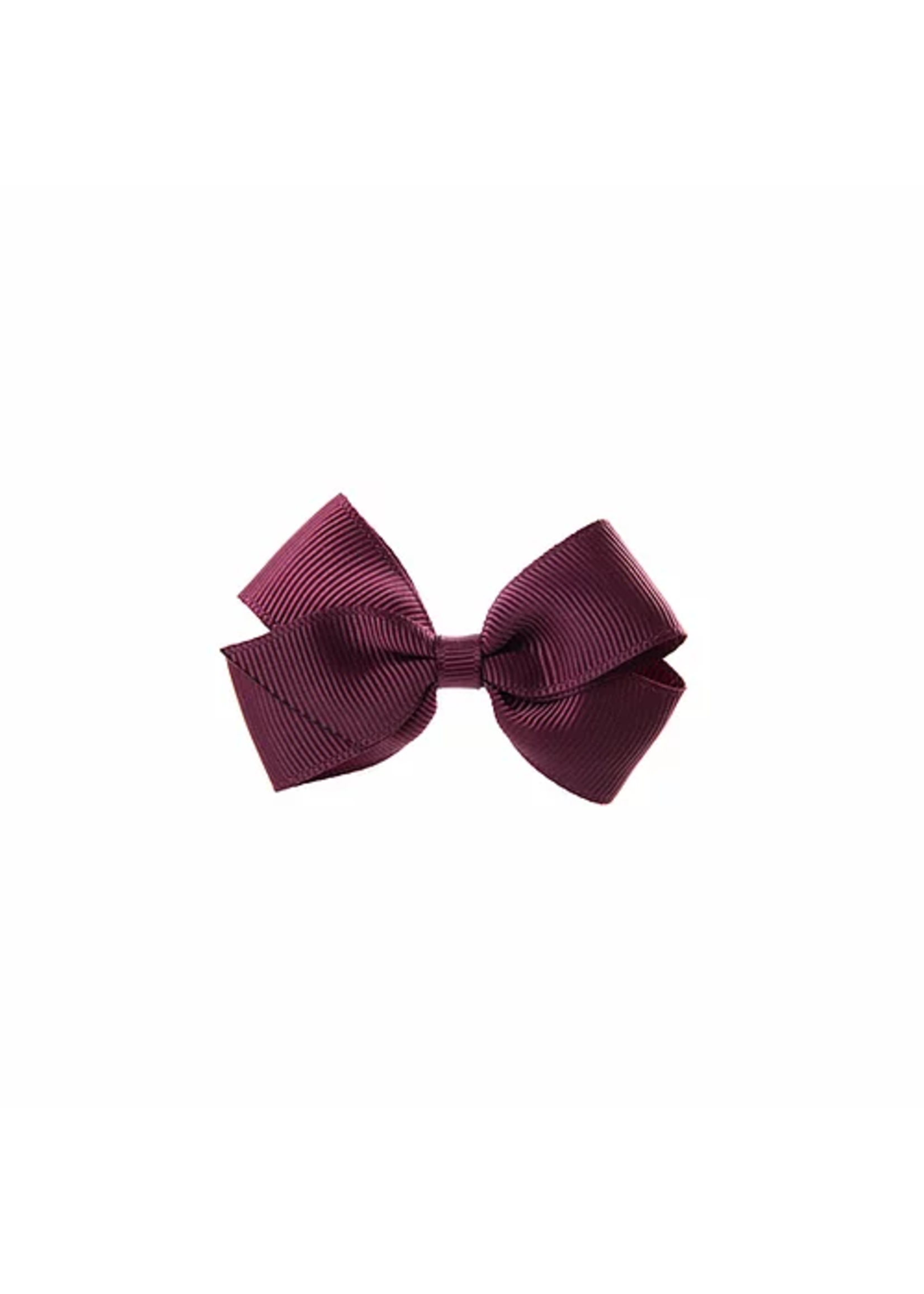 Olilia Small London Bow (Burgundy)