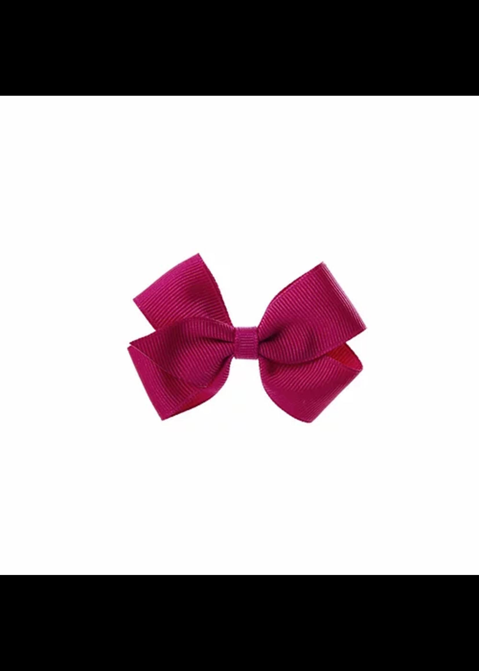 Olilia Small London Bow (Fuchsia)