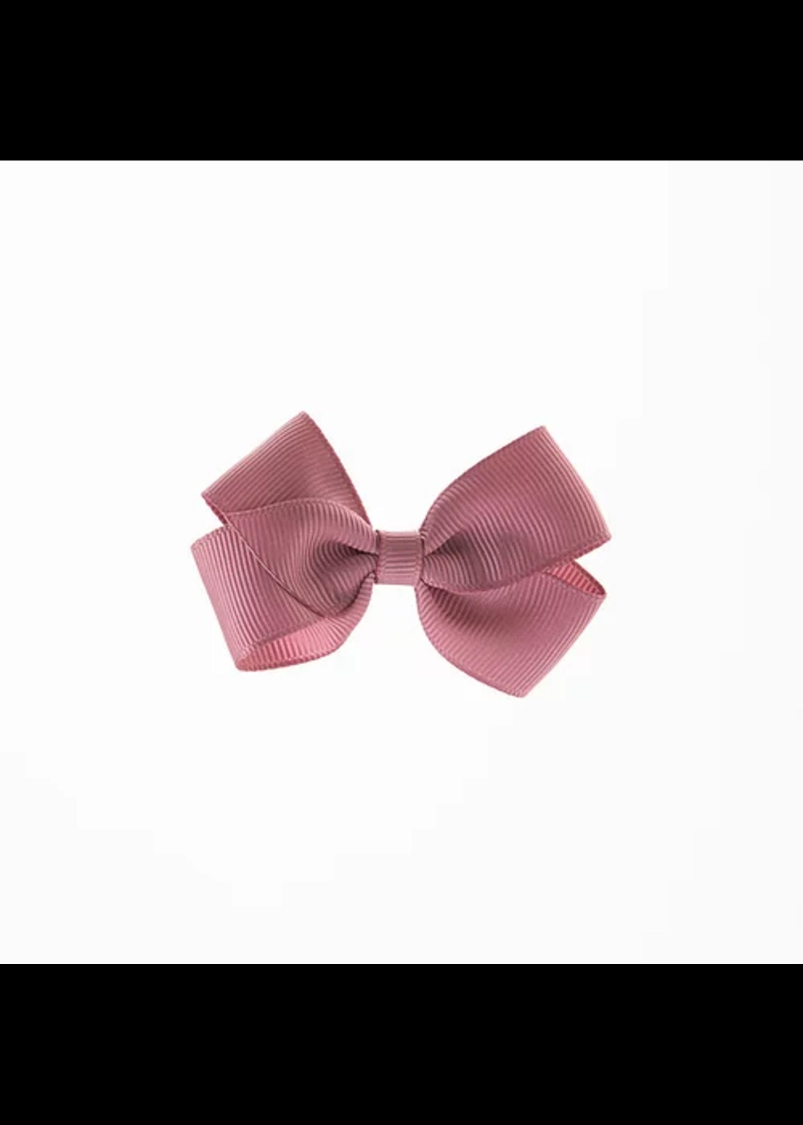 Olilia Small London Bow (Rosy Mauve)