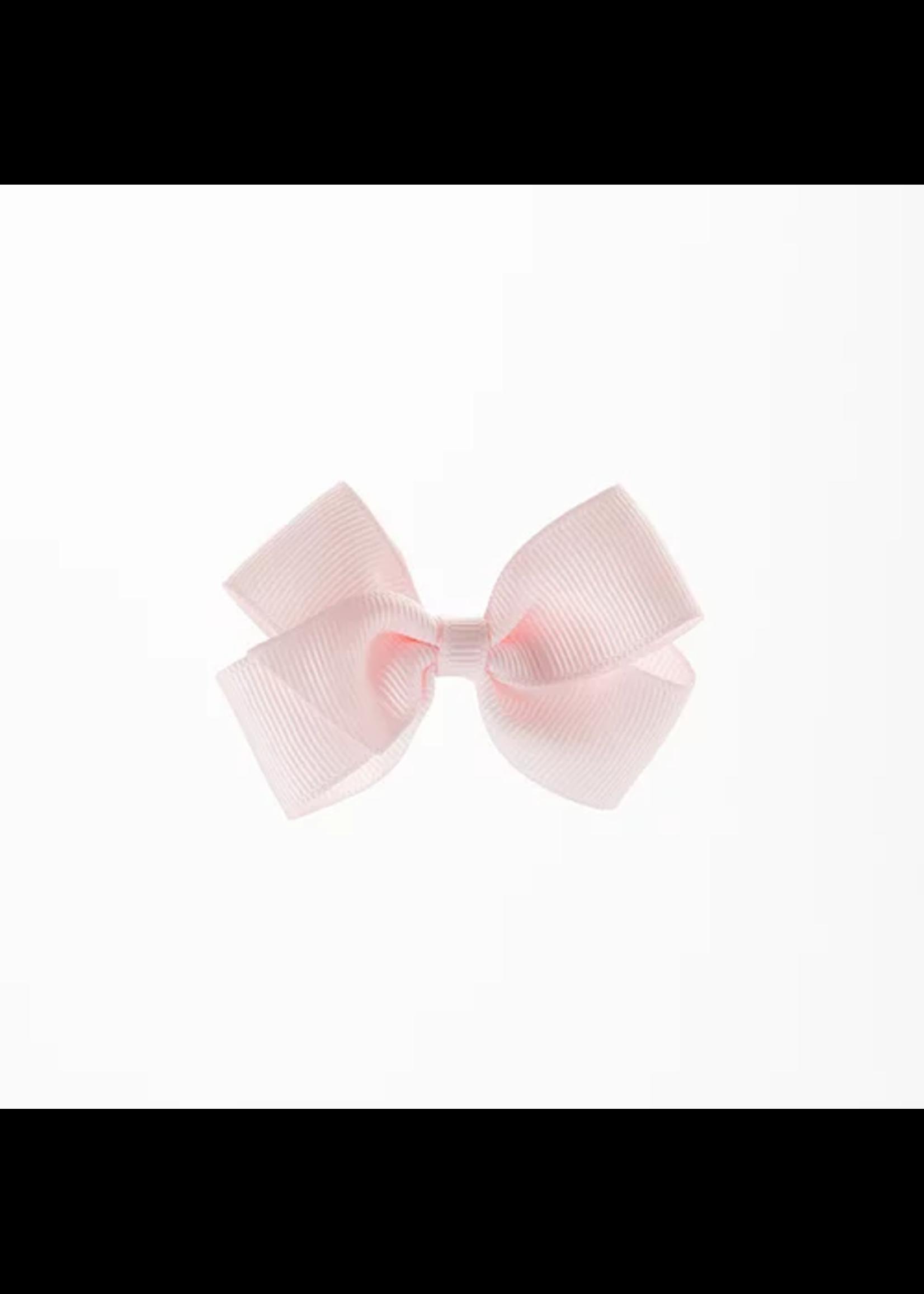 Olilia Small London Bow (Powder Pink)