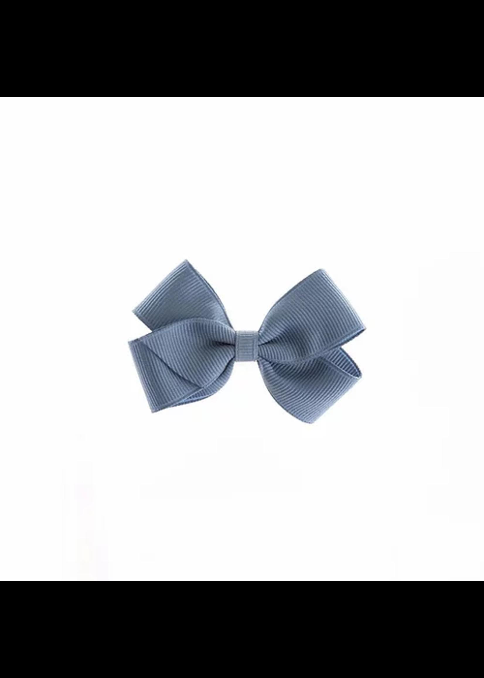 Olilia Small London Bow (Antique Blue)