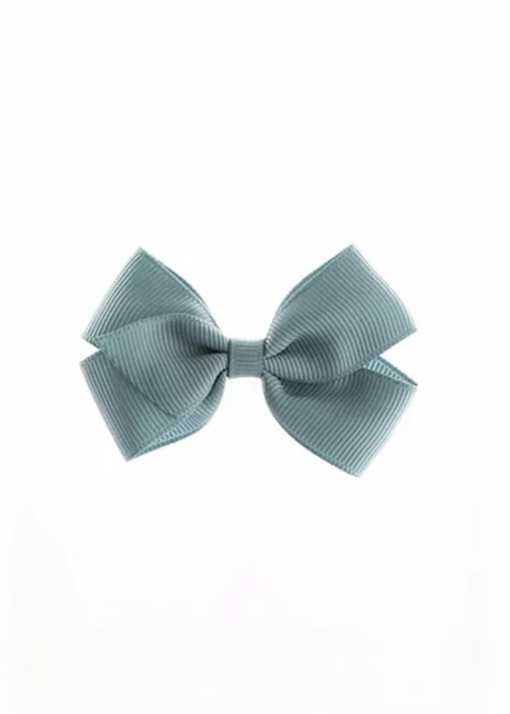 olilia Olilia Small London Bow (Nile Blue)