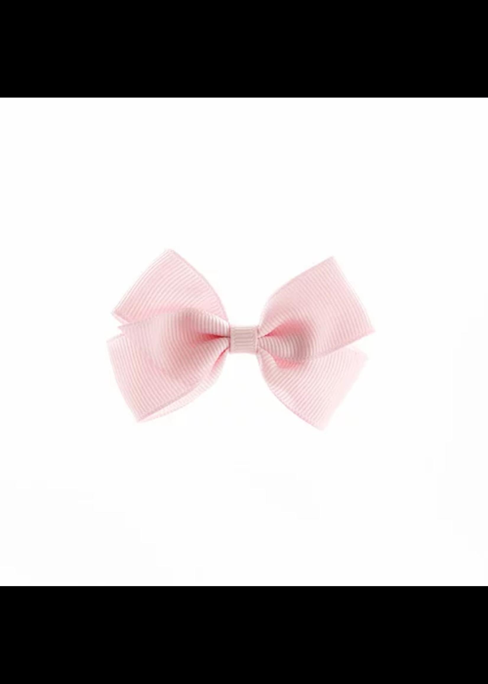 Olilia Small London Bow (Pearl Pink)