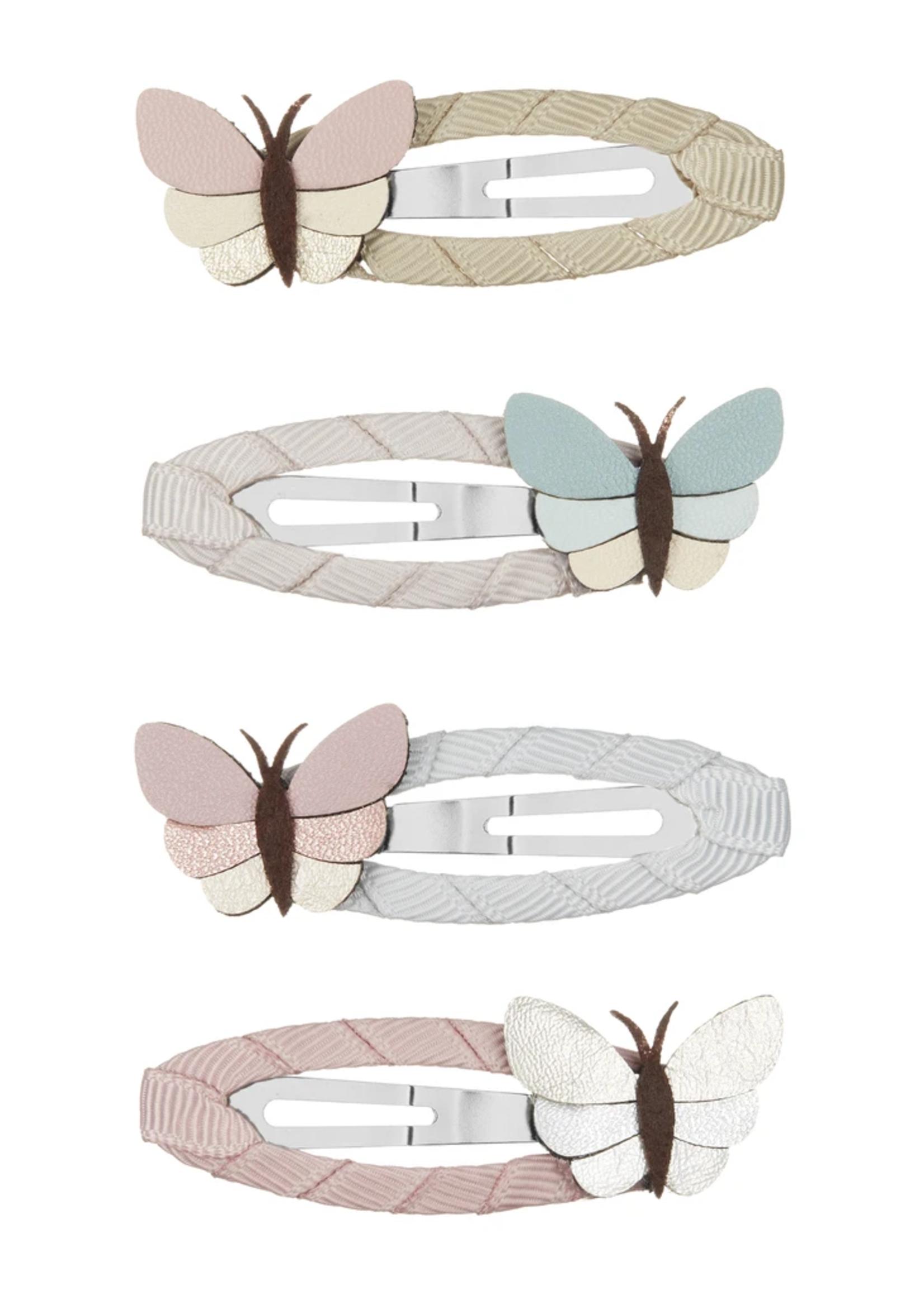 mimi&lula Mimi & Lula Rainforest Butterfly Clic Clac Clips