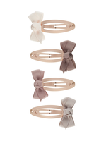 mimi&lula Mimi & Lula Mini Florence Clic Clac Clips (Pink)