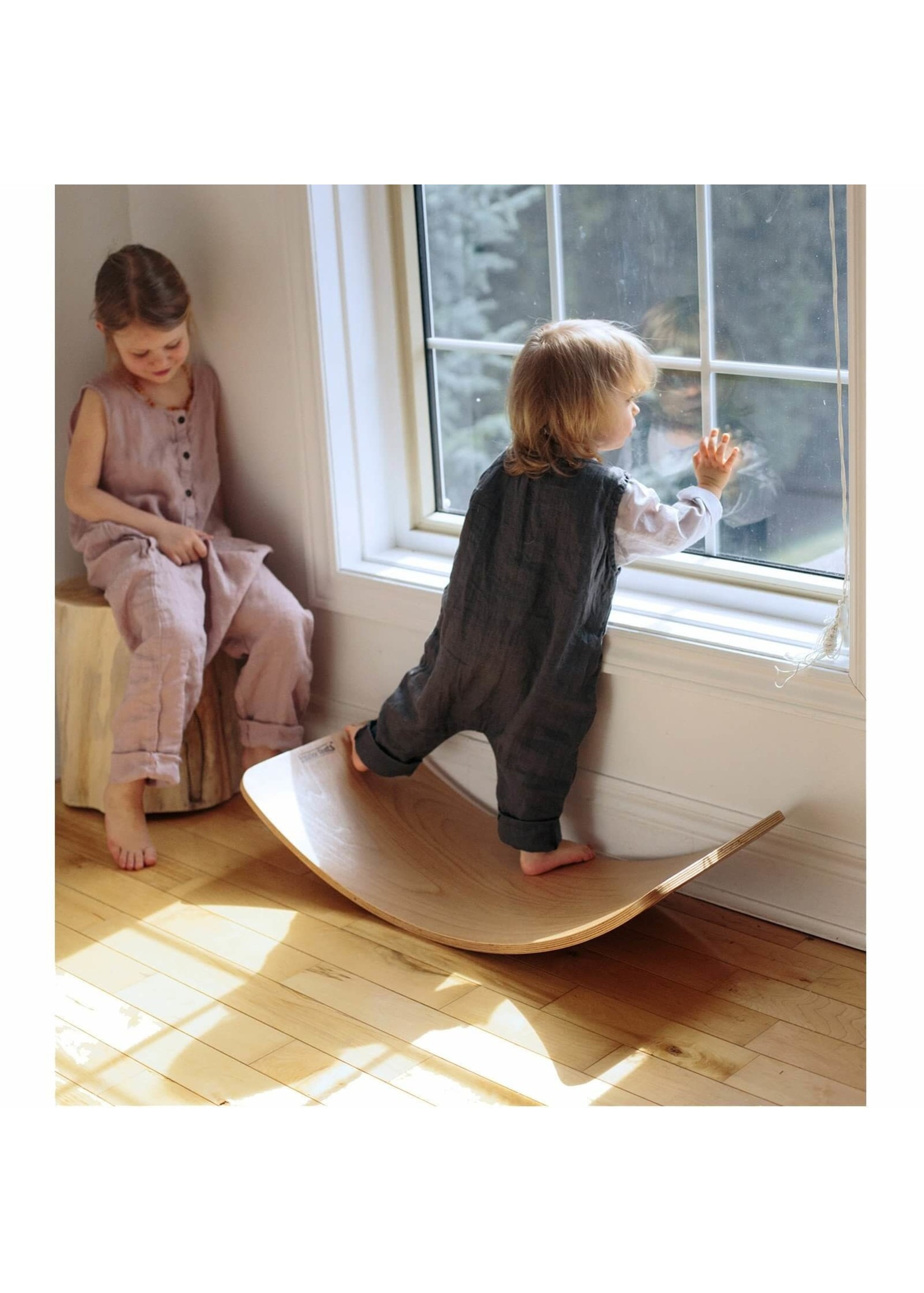 Kinderfeets Kinderfeets Kinderboard (Natural)