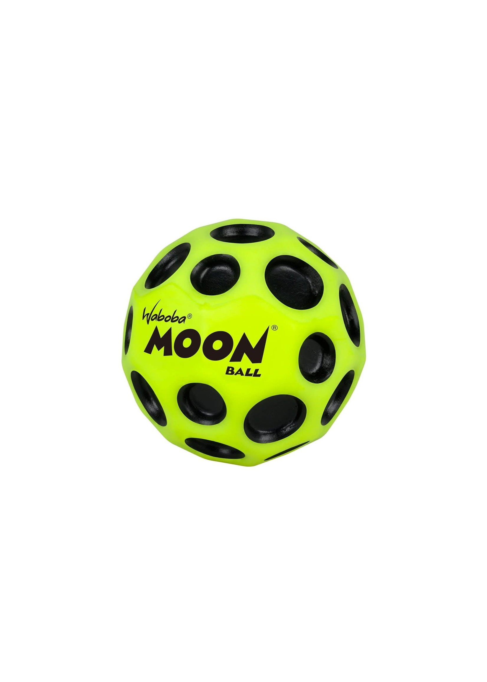 Waboba Moon Ball Hyperbouncing Ball (Yellow)