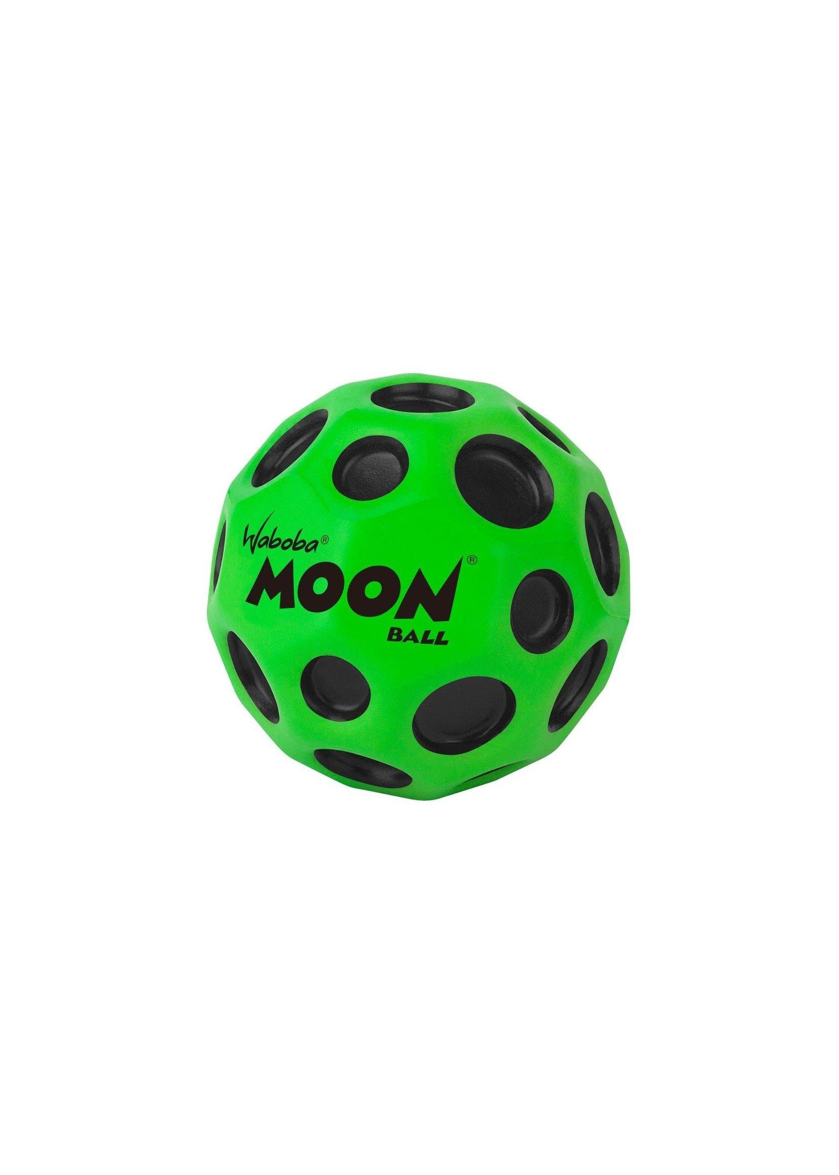 Waboba Moon Ball Hyperbouncing Ball (Green)