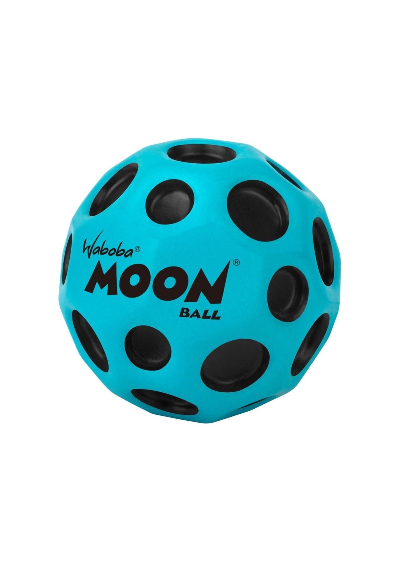 Waboba Moon Ball Hyperbouncing Ball (Blue)