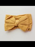 Baby Hood Baby Hood Cable Knit Headband (Assorted)