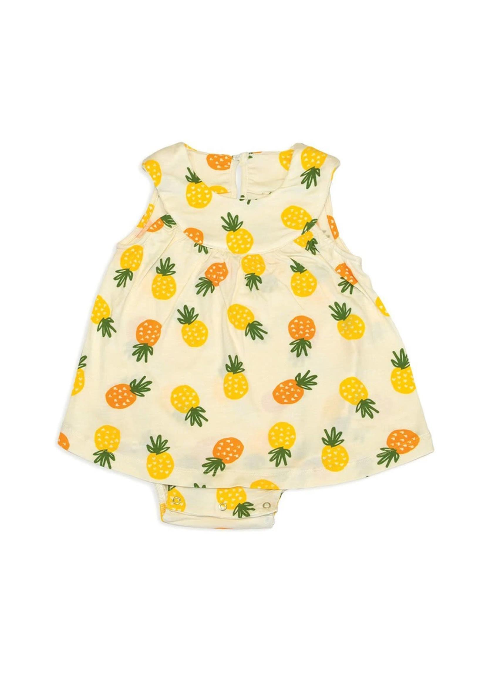silkberry Silkberry Skirt Romper (Pineapple)
