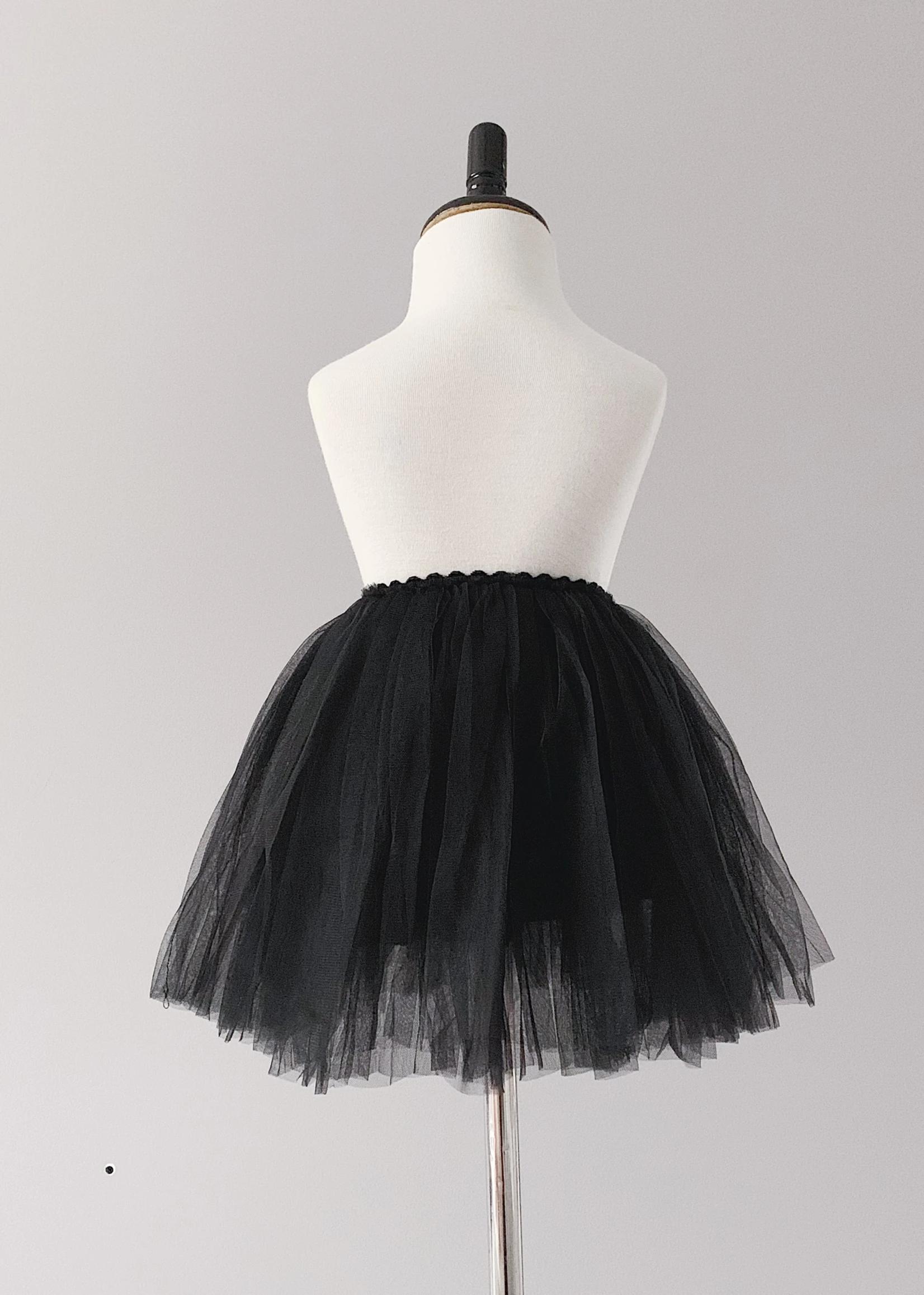 Bluish Bluish baby Celine Tutu (Black)