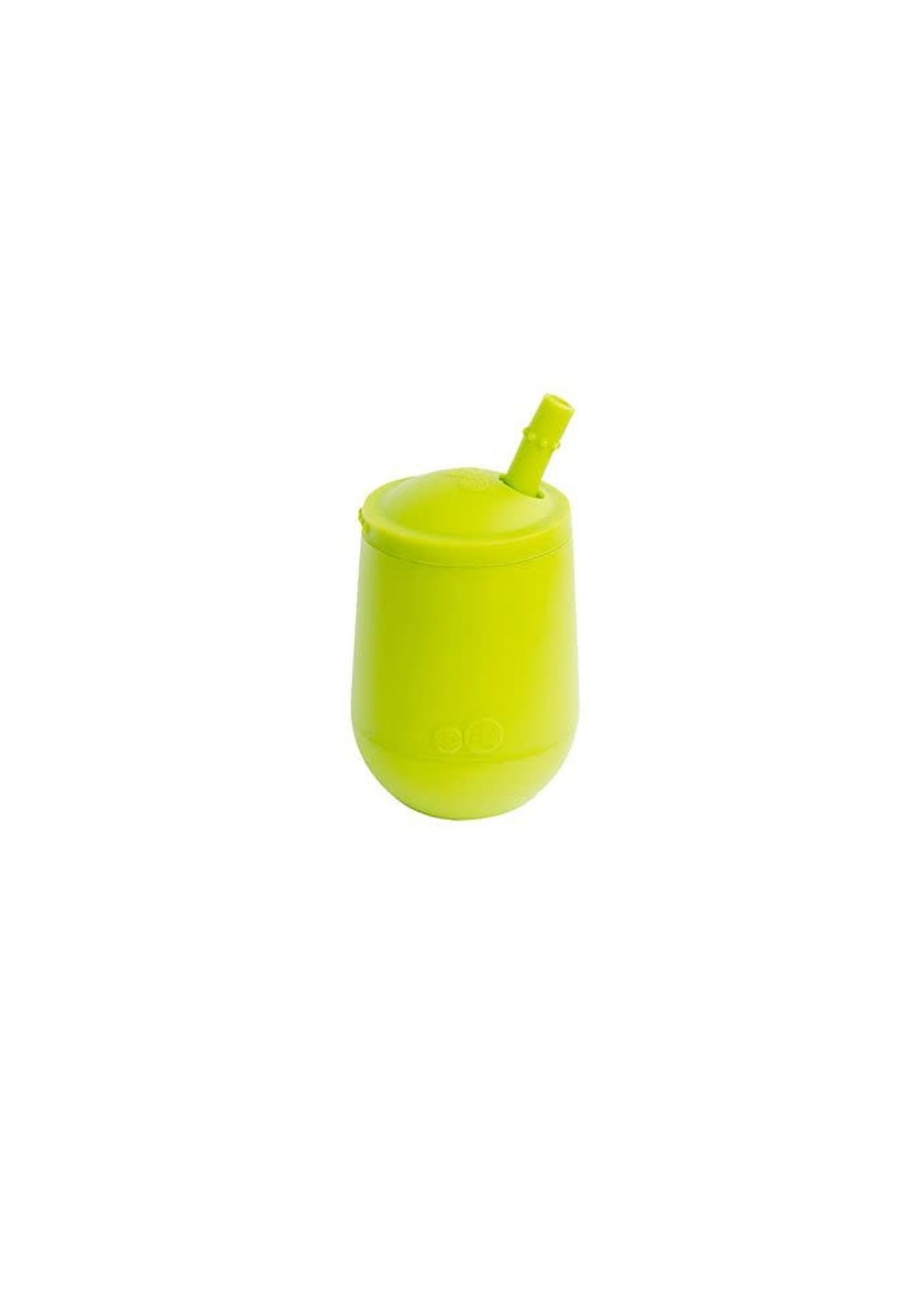 EZPZ ezpz Mini Cup + Straw Training System (Lime)
