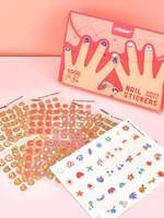Mideer Mideer Nail Stickers & Tattoos (Wonder Princess)