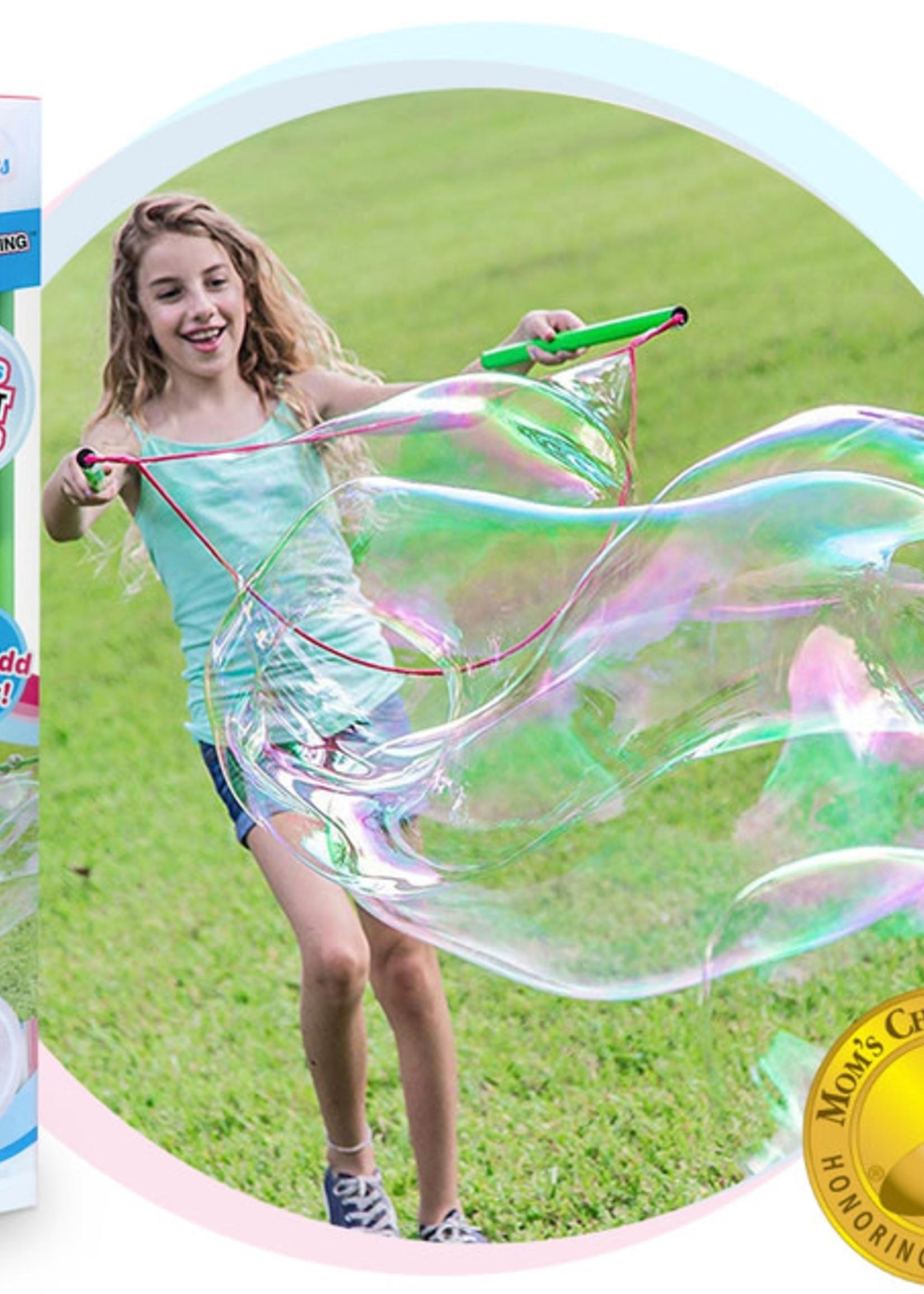 South Beach Bubbles Outdoor Bubble Wand Kit (Plain)
