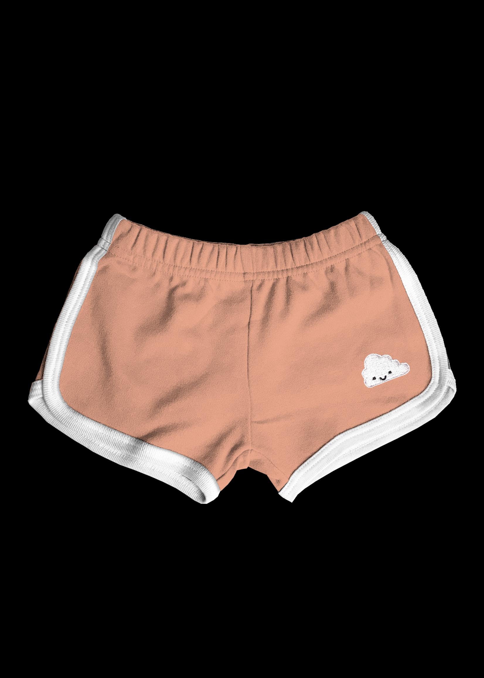 Whistle & Flute Whistle & Flute Running Shorts (Peach)