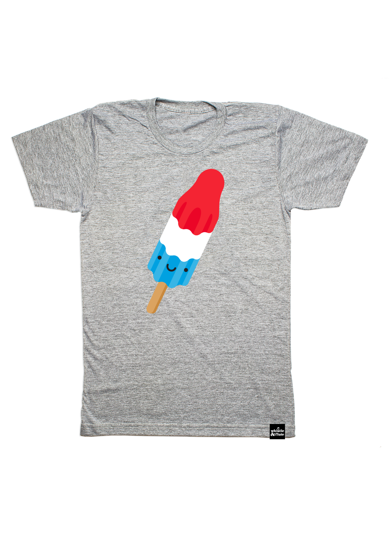 Whistle & Flute Whistle & Flute Kawaii Space Pop Tee