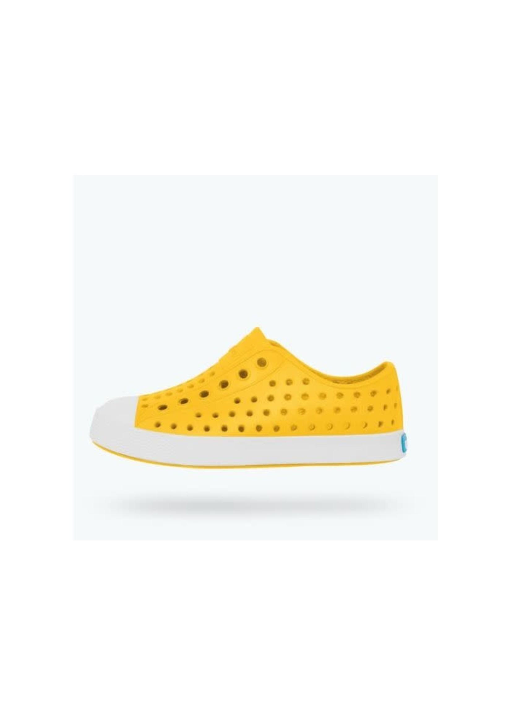 Native Jefferson Youth (Crayon Yellow)