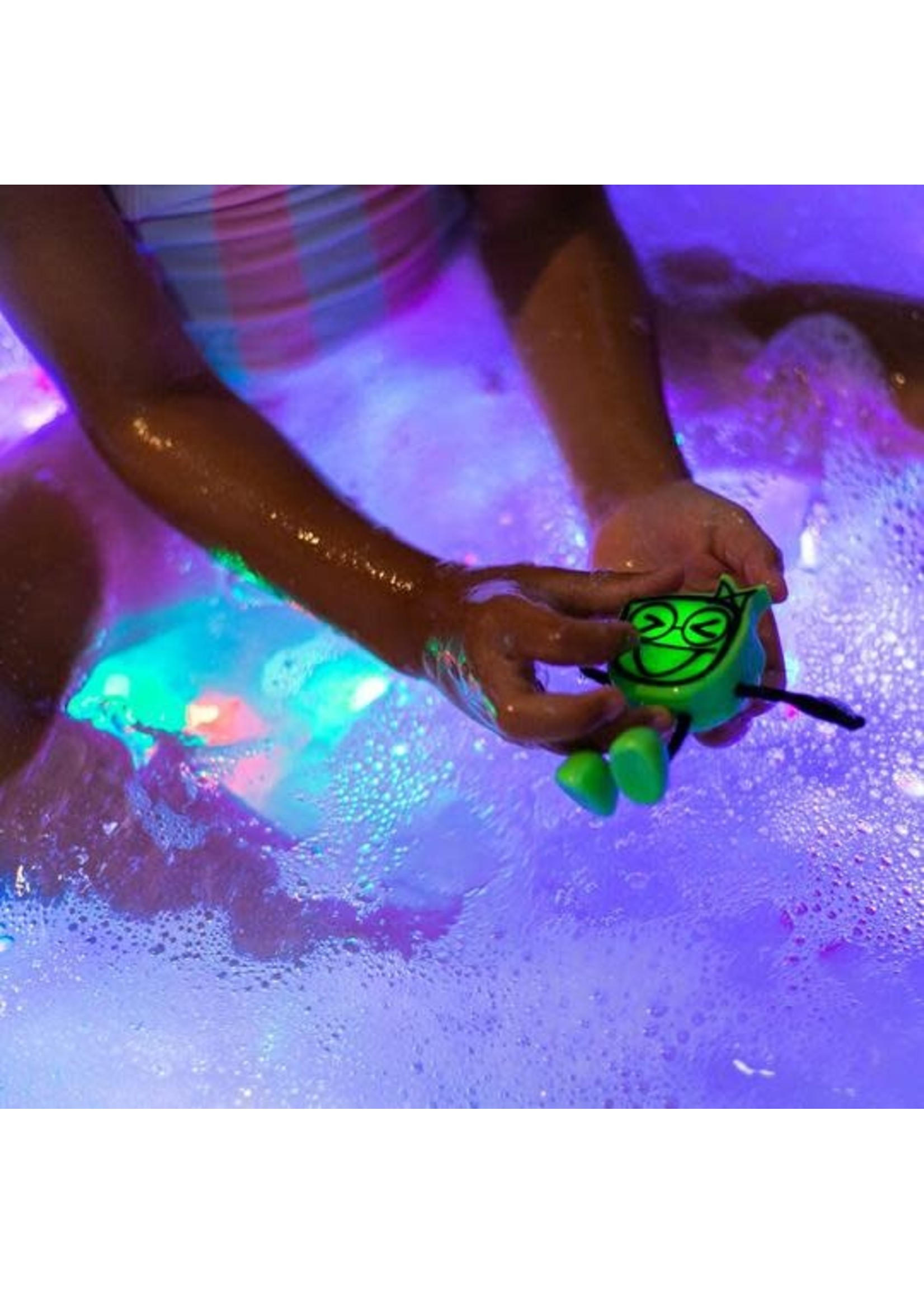 Glo Pals Glo Pals Light Up Bath Toy (Lumi Purple)