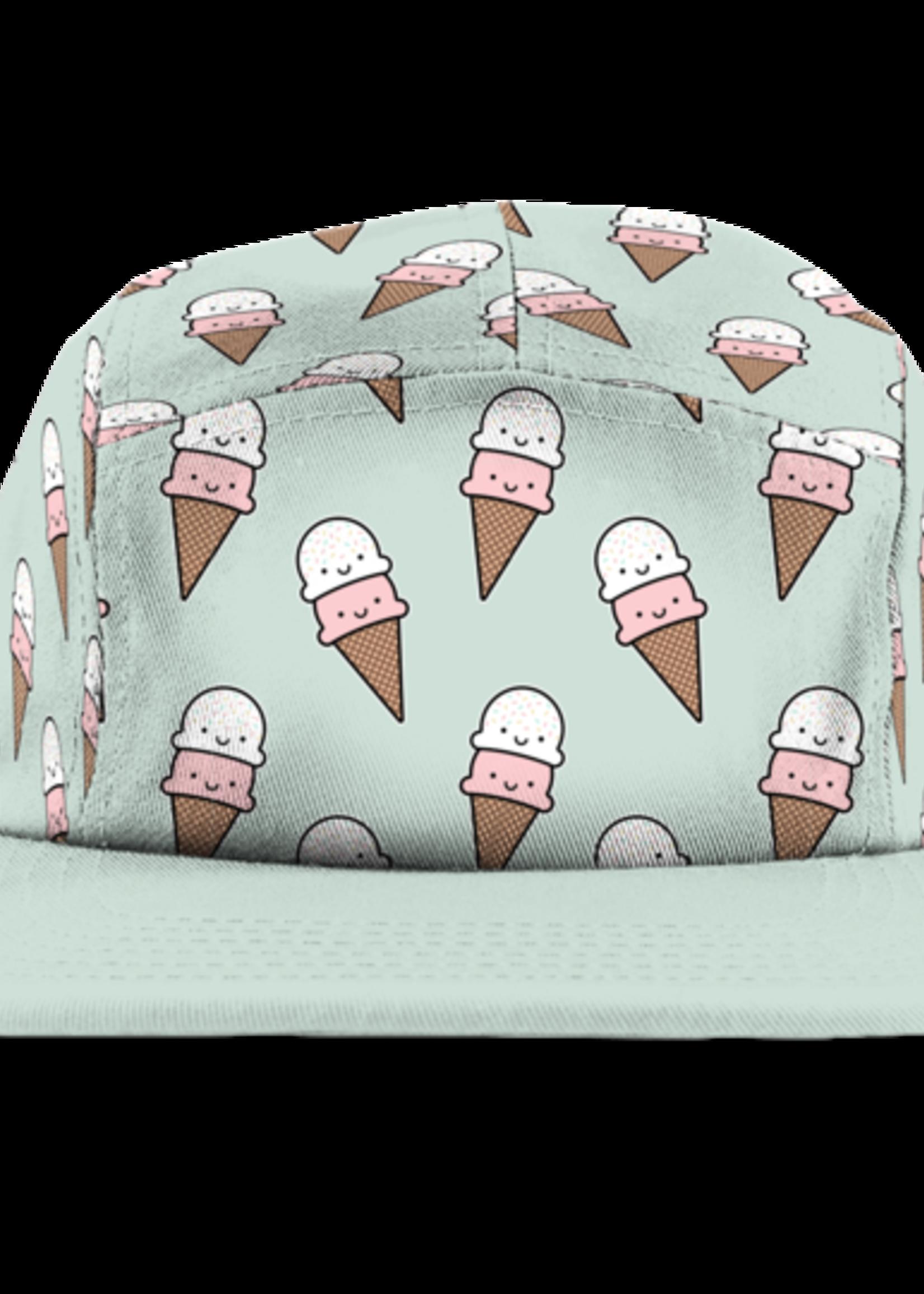 Whistle & Flute WF Kawaii Ice Cream Sprinkles Cap