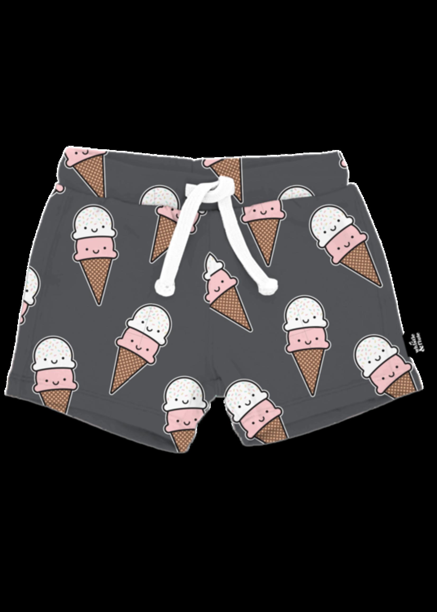 Whistle & Flute WF Kawaii Ice Cream Sprinkles Shorts
