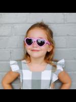 babiators Babiators Heart Sunglasses (Lavender)